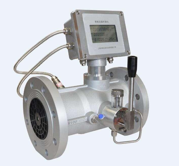 智能(neng)氣體渦輪流量計